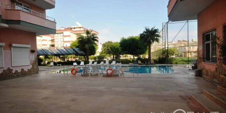 350 Euro Apartment For Rent in Alanya 3