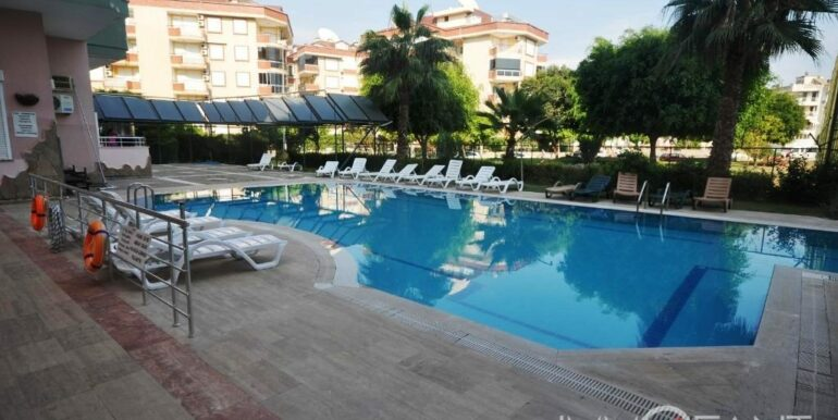 350 Euro Apartment For Rent in Alanya 4