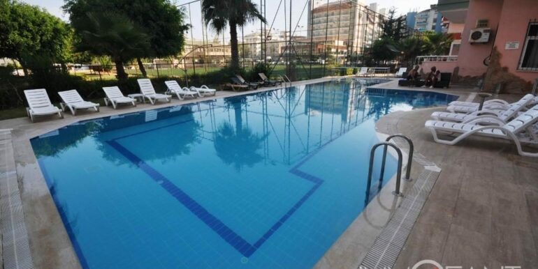 350 Euro Apartment For Rent in Alanya 6