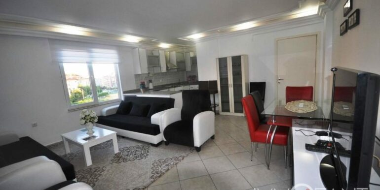 350 Euro Apartment For Rent in Alanya 7