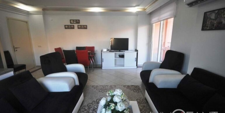 350 Euro Apartment For Rent in Alanya 8