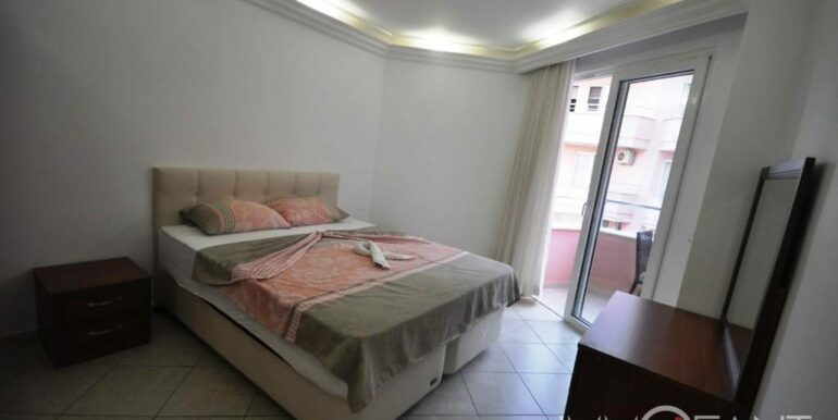 350 Euro Apartment For Rent in Alanya 9