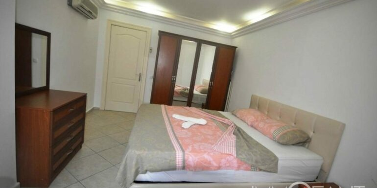 350 Euro Apartment For Rent in Alanya 10