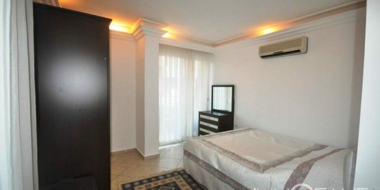 350 Euro Apartment For Rent in Alanya 12
