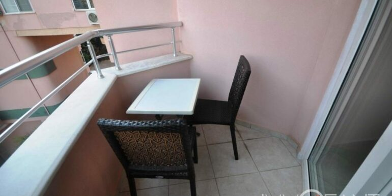 350 Euro Apartment For Rent in Alanya 13