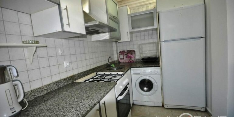 350 Euro Apartment For Rent in Alanya 14