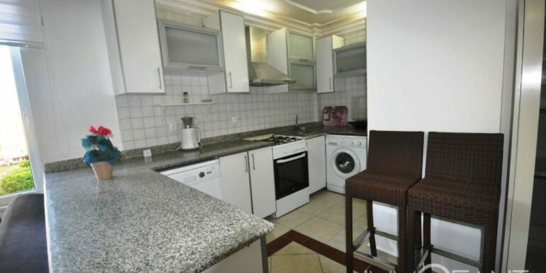 350 Euro Apartment For Rent in Alanya 15