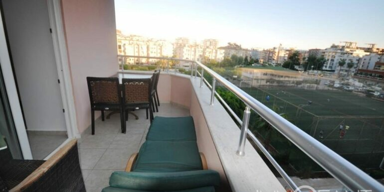 350 Euro Apartment For Rent in Alanya 16