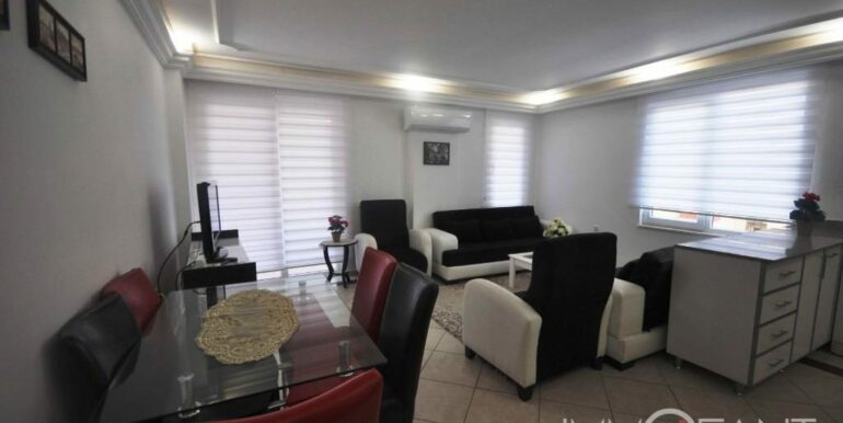 350 Euro Apartment For Rent in Alanya 17