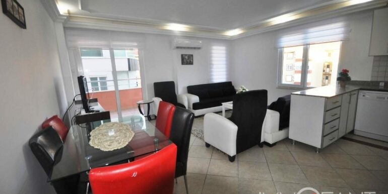 350 Euro Apartment For Rent in Alanya 18