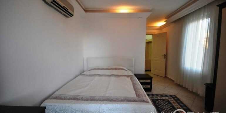 350 Euro Apartment For Rent in Alanya 19