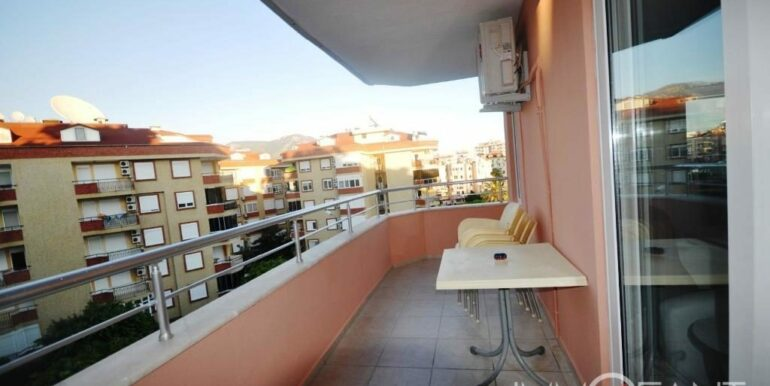 350 Euro Apartment For Rent in Alanya 20
