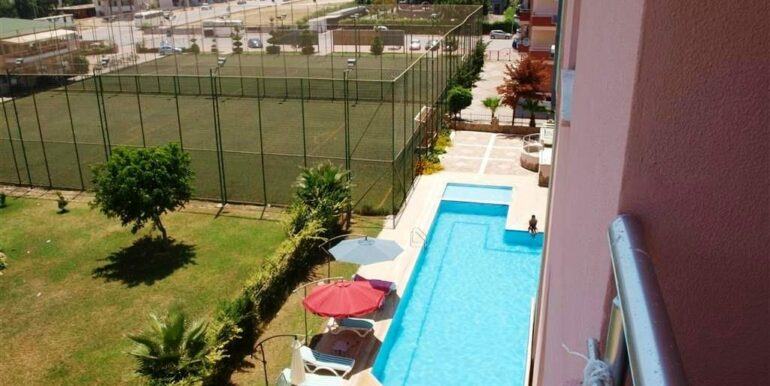 350 Euro Apartment For Rent in Alanya 21