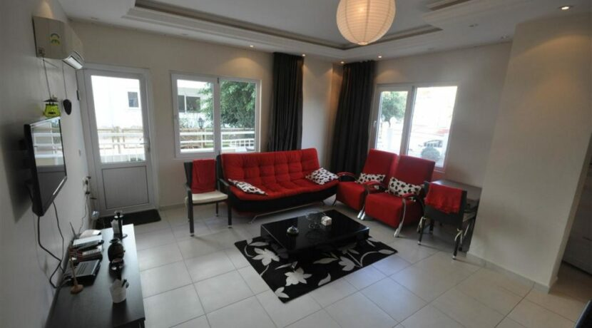 Home Apartment For Rent in Alanya Oba 350 Euro