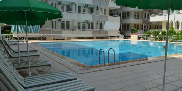 35000 Euro Apartment For Sale in Alanya Mahmutlar 2