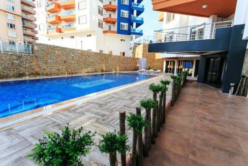 New Apartment For Sale in Alanya Tosmur 36000 Euro