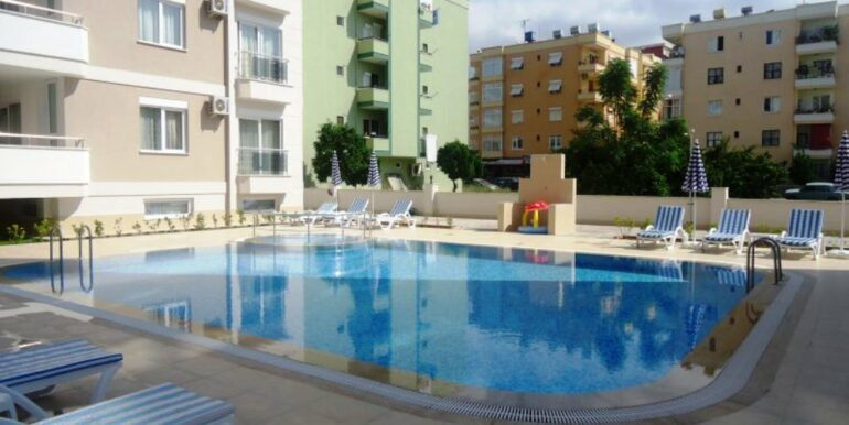 37900 Euro Resale Apartment For Sale in Alanya Beachfront 1