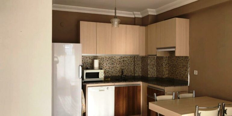 37900 Euro Resale Apartment For Sale in Alanya Beachfront 2
