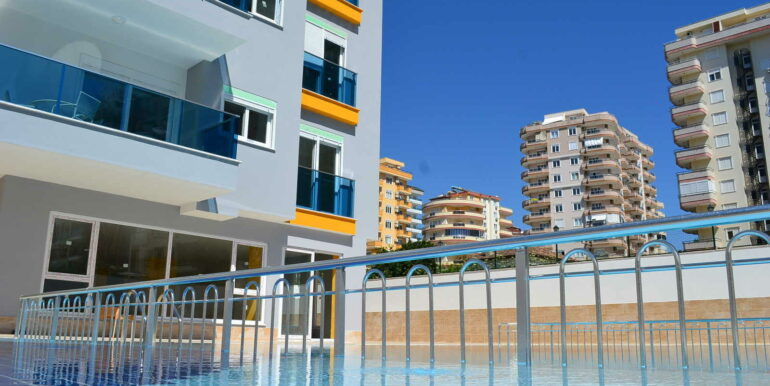 39000 Euro New Apartment For Sale in Alanya 32