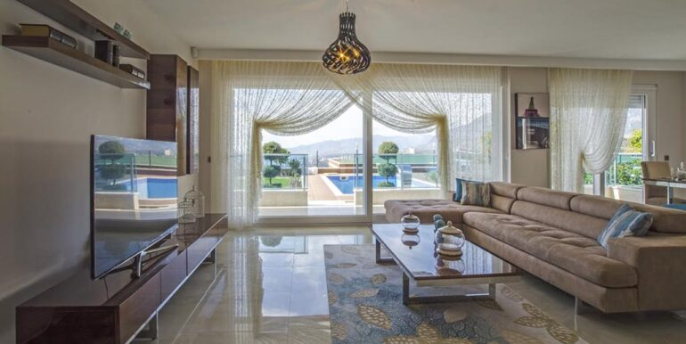 410000 Euro VIP Villa For Sale in Alanya Kargicak 5
