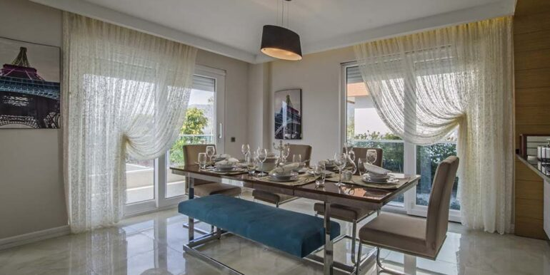 410000 Euro VIP Villa For Sale in Alanya Kargicak 6