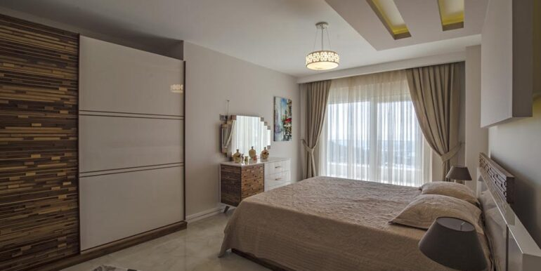410000 Euro VIP Villa For Sale in Alanya Kargicak 13