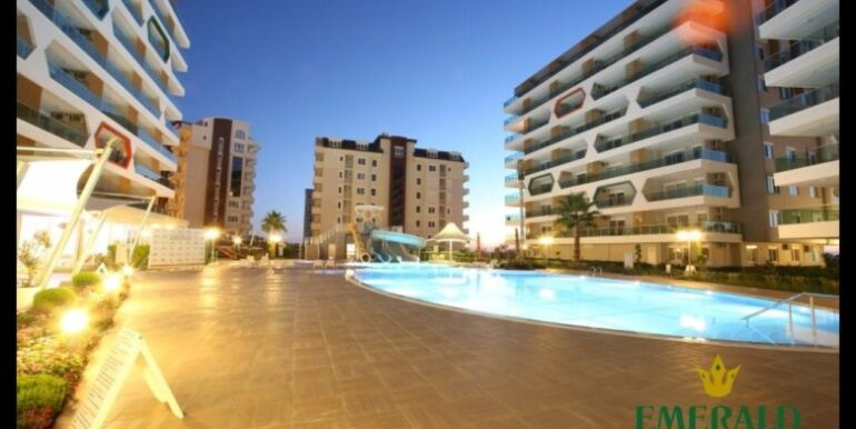 42000 Euro Apatment For Sale in Alanya 1