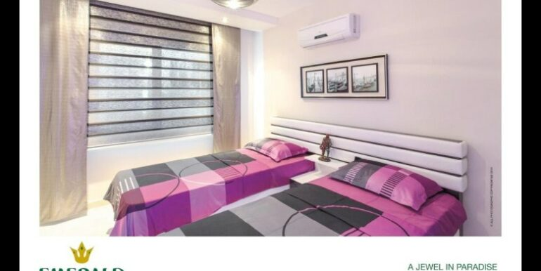 42000 Euro Apatment For Sale in Alanya 5