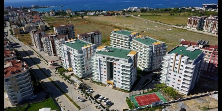 42000 Euro Apatment For Sale in Alanya 11