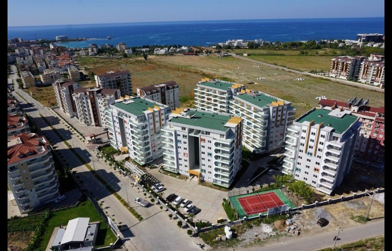 42000 Euro Apatment For Sale in Alanya
