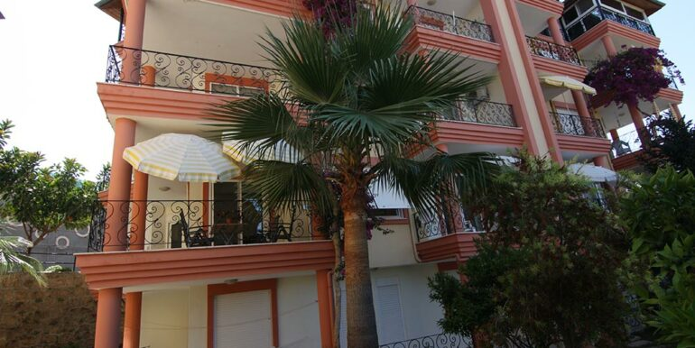 43000 Euro Apartment For Sale in Alanya Kestel 1