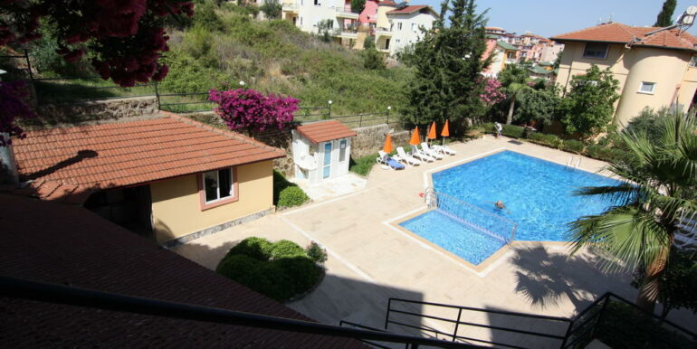 43000 Euro Apartment For Sale in Alanya Kestel 2