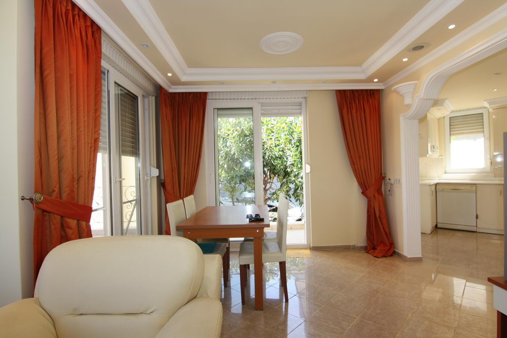 43000 Euro Apartment For Sale in Alanya Kestel