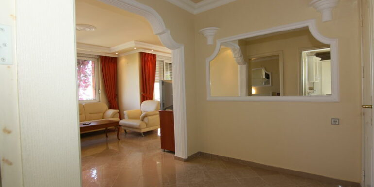 43000 Euro Apartment For Sale in Alanya Kestel 7
