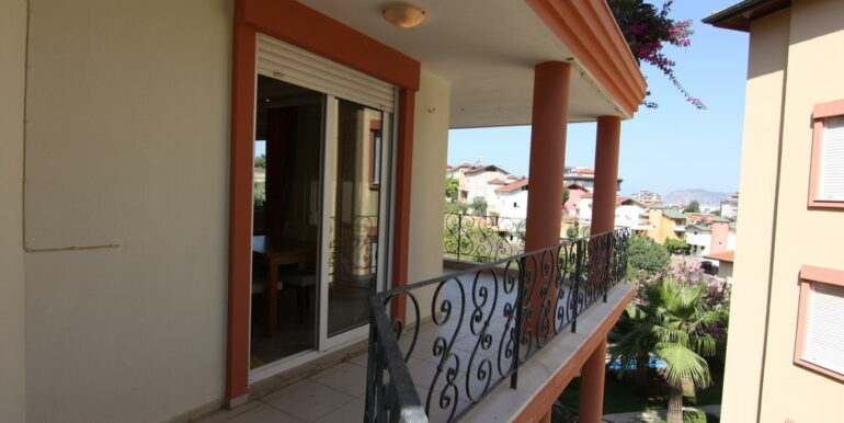 43000 Euro Apartment For Sale in Alanya Kestel 8
