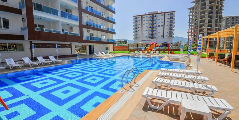 43000 Euro New Apartment For Sale in Alanya 3