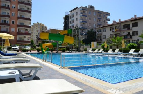 45000 Euro New Apartment for sale in Alanya Mahmutlar