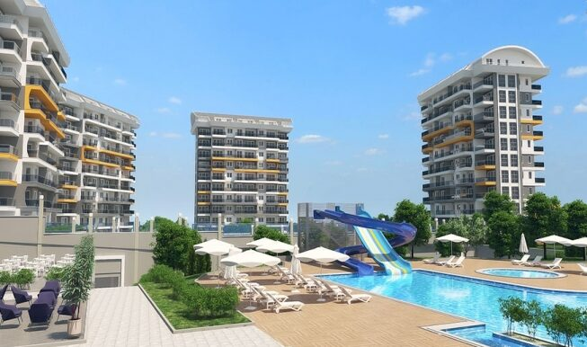 45000 Euro New Apartments For Sale in Alanya 4