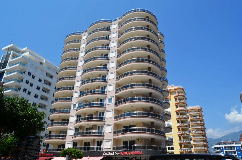 46000 Euro New Apartment For Sale in Alanya Centrum