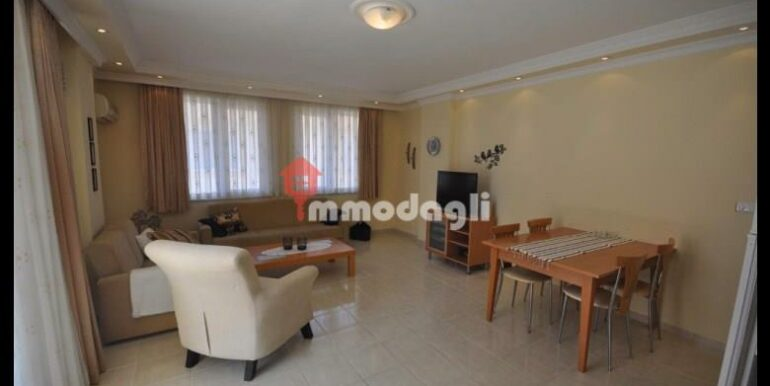 46500 Euro Apartment For Sale in Alanya 1