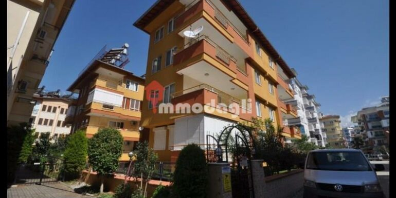 46500 Euro Apartment For Sale in Alanya 2