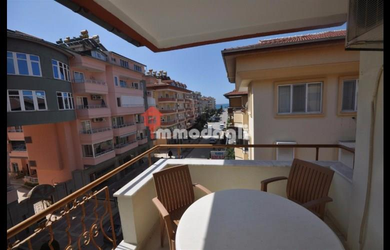 46500 Euro Apartment For Sale in Alanya