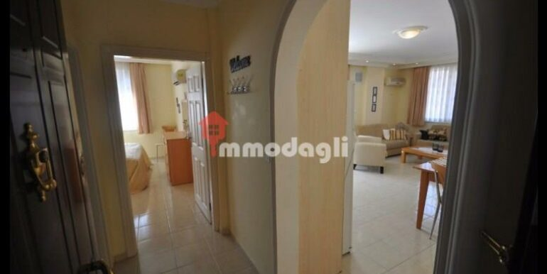 46500 Euro Apartment For Sale in Alanya 11