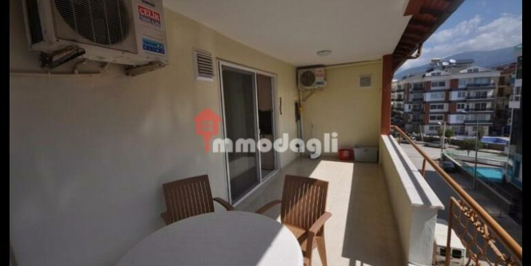 46500 Euro Apartment For Sale in Alanya 12