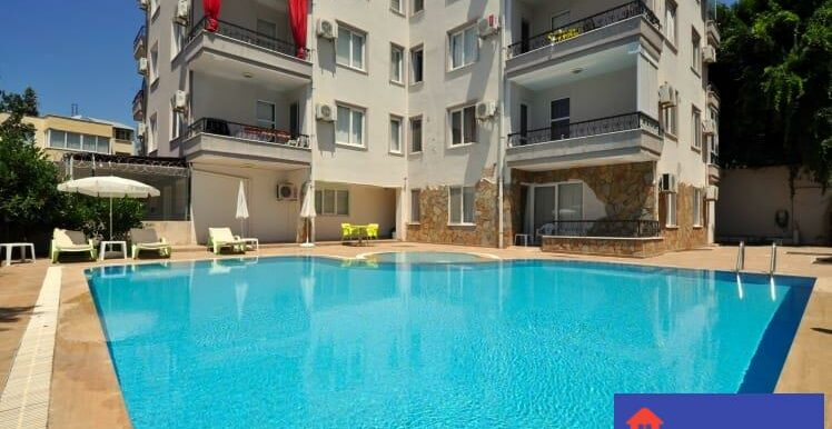 47000 Euro Apartment For Sale in Alanya 1