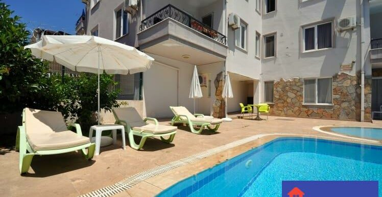 47000 Euro Apartment For Sale in Alanya 2