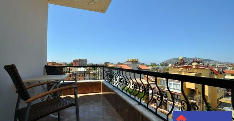 47000 Euro Apartment For Sale in Alanya 3