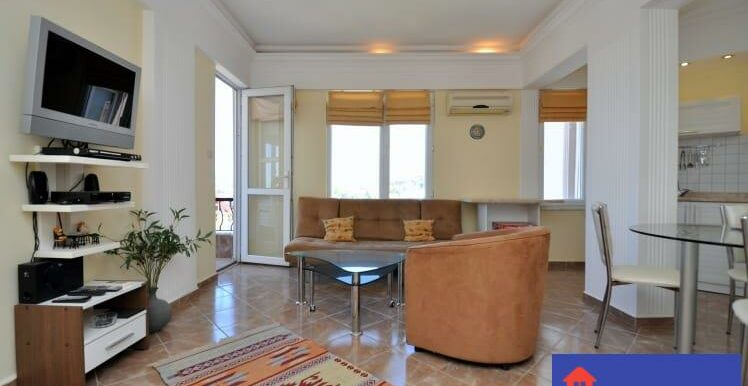 47000 Euro Apartment For Sale in Alanya 4