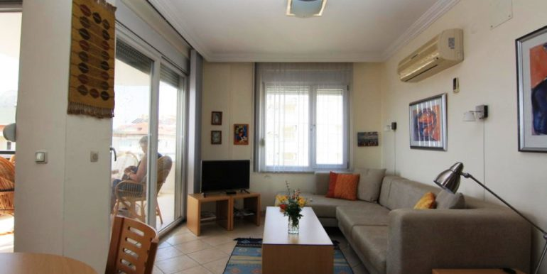 47000 Sea View Apartment For Sale in Alanya Cikcilli 5