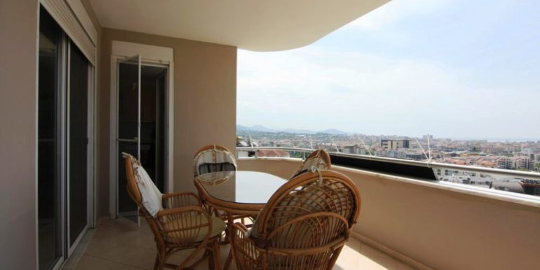 47000 Sea View Apartment For Sale in Alanya Cikcilli 12